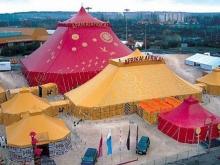 Zeltstadt groß / 8 Zelte